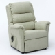 Nevada recliner chair green