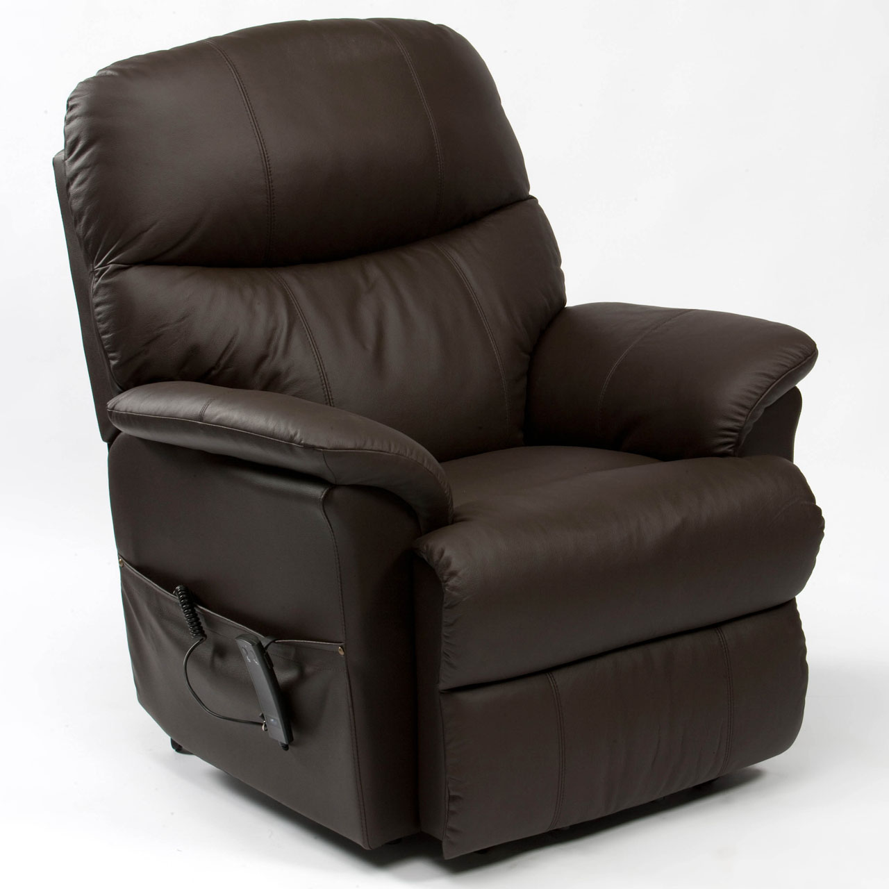 Lars single motor recliner chair for Recliner chair