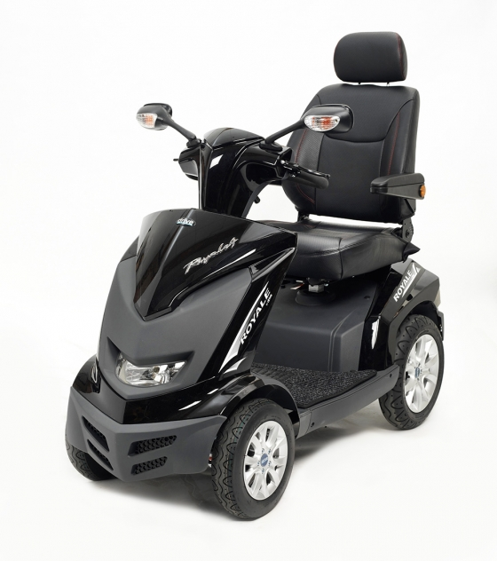 Royale 4 Sport Mobility Scooter Respite Now