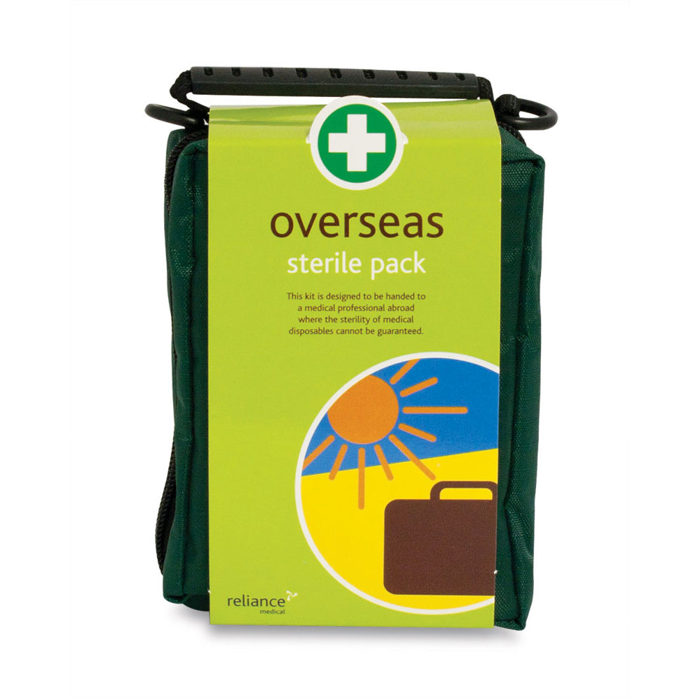 Overseas First Aid Kits