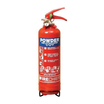 1 Kg Power Fire Extinguisher